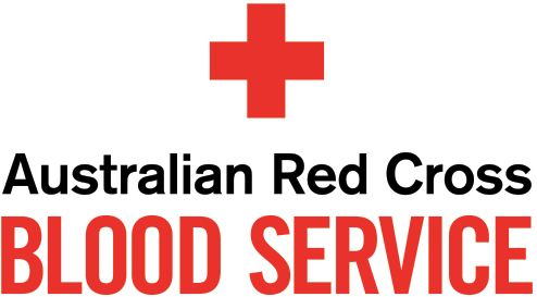 Australian Red Cross Blood Service logo