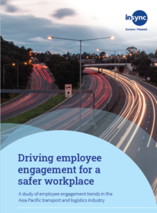 Driving engagement in transport and logistics